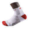 Skarpety kompresyjne ACTIVE Runner Socks Low- Cut/8833/białe