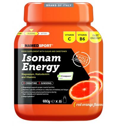 Isonam Energy / Pomarańcza