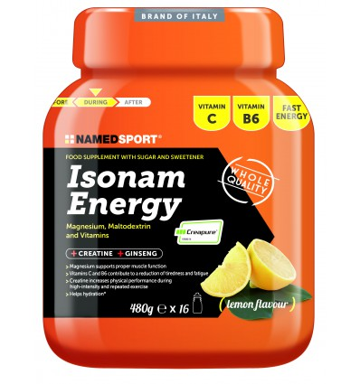 Isonam Energy / Cytryna