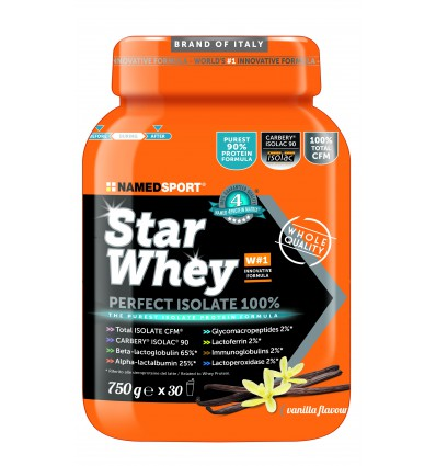 STAR WHEY PERFECT ISOLATE 100% / Wanilia