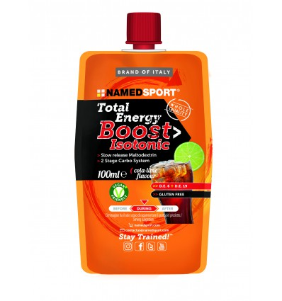 TOTAL ENERGY / BOOST