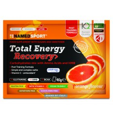 TOTAL ENERGY RECOVERY / Pomarańcza / nowość!