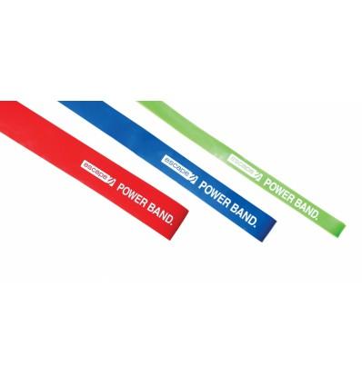 Guma oporowa Power Band (twarda) / czerwona